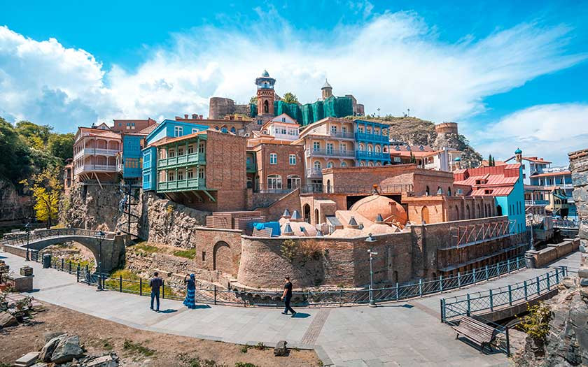 Weekend tour from Batumi to Tbilisi